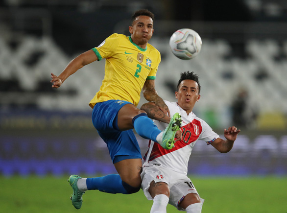 Đả bại Peru 1-0, Brazil vào chung kết Copa America - Ảnh 1.