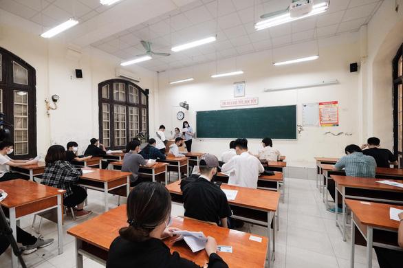 Trên 1 triệu thí sinh cả nước làm thủ tục dự thi tốt nghiệp THPT - Ảnh 29.