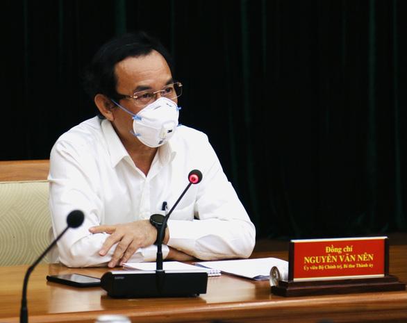 Bí thư Nguyễn Văn Nên: Điểm thi THPT nào chưa thực sự đảm bảo thì cần dừng - Ảnh 1.