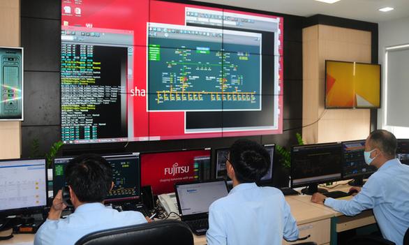 Phần mềm phân bổ thiết bị chỉ báo đường đi sự cố điện thông minh - Ảnh 1.