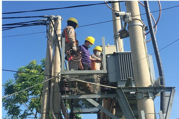 EVNNPC đảm bảo cấp điện 883 điểm thi tốt nghiệp THPT 27 tỉnh phía Bắc - Ảnh 1.