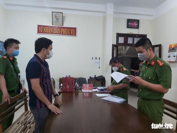 Vụ án đại gia Đào Thị Như Lệ ở Đà Nẵng: Bắt 2 người cho vay lãi nặng - Ảnh 1.