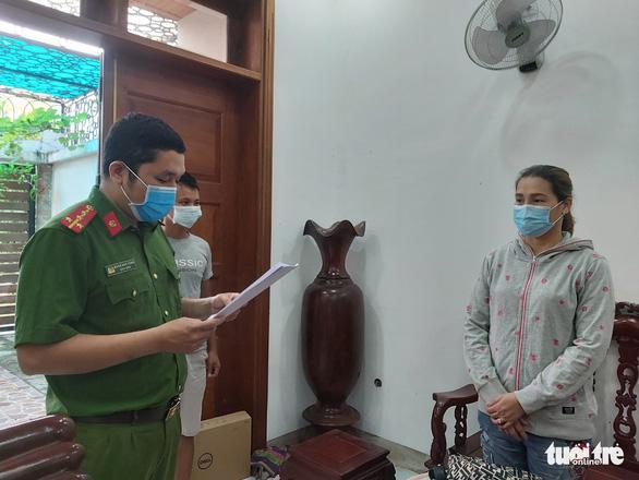 Vụ án đại gia Đào Thị Như Lệ ở Đà Nẵng: Bắt 2 người cho vay lãi nặng - Ảnh 4.