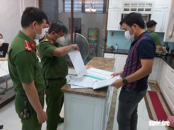 Vụ án đại gia Đào Thị Như Lệ ở Đà Nẵng: Bắt 2 người cho vay lãi nặng - Ảnh 3.