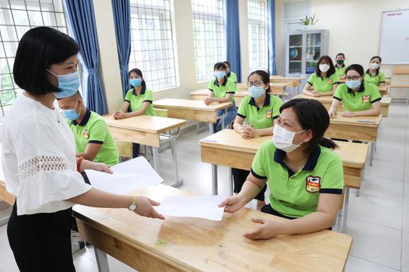 39 tỉnh thành có thí sinh ảnh hưởng dịch COVID-19 dự kiến thi tốt nghiệp THPT đợt 2 - Ảnh 1.
