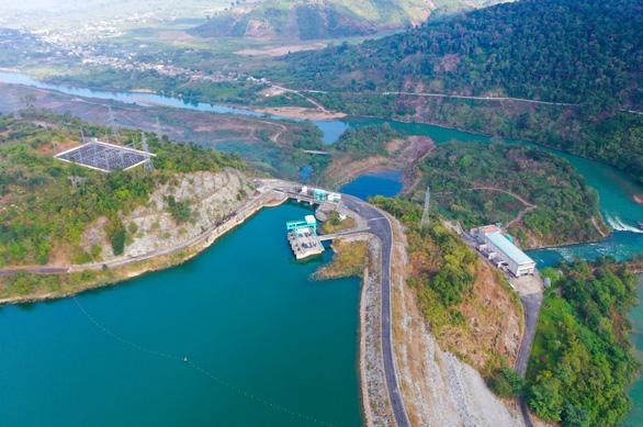 Đảm bảo an toàn ở các hồ chứa thủy điện trên sông Srêpốk - Ảnh 1.