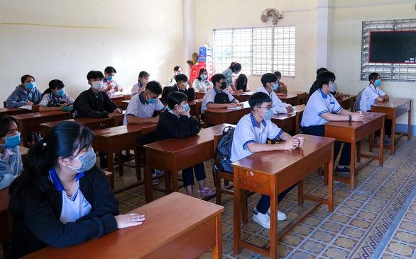 Trên 1 triệu thí sinh cả nước làm thủ tục dự thi tốt nghiệp THPT - Ảnh 8.