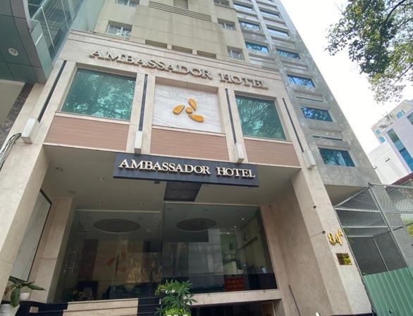 Khách sạn cộng đồng Ambassador sang trọng miễn phí ngay trung tâm TP.HCM - Ảnh 2.