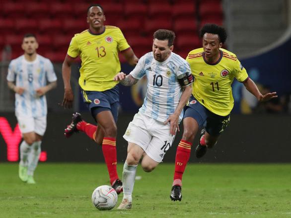 Argentina gặp Brazil ở chung kết Copa America 2021 - Ảnh 2.
