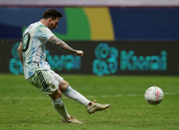 Argentina gặp Brazil ở chung kết Copa America 2021 - Ảnh 3.