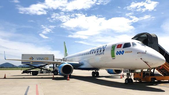 Nghiên cứu khai thác dòng máy bay Embraer tại sân bay Cà Mau - Ảnh 1.