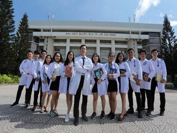 Khoa y ĐH Quốc gia TP.HCM: 31 thí sinh trúng tuyển phương thức ưu tiên xét tuyển - Ảnh 1.