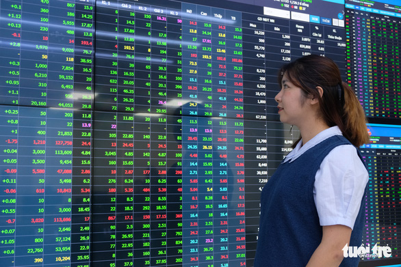 Khối ngoại mua ròng hơn 2.000 tỉ đồng, cao nhất trong 3 tháng nay - Ảnh 1.