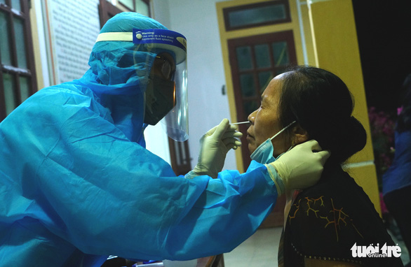 Hà Tĩnh có ca tái dương tính với SARS-CoV-2 sau 9 ngày xuất viện - Ảnh 1.