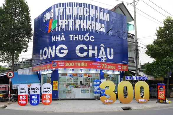 FPT Long Châu chào đón nhà thuốc thứ 300 với nhiều chương trình ưu đãi hấp dẫn - Ảnh 1.