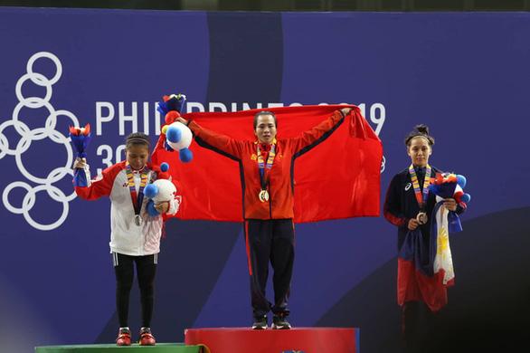 Vương Thị Huyền mất suất dự Olympic Tokyo vì bê bối doping của cử tạ Việt Nam - Ảnh 1.
