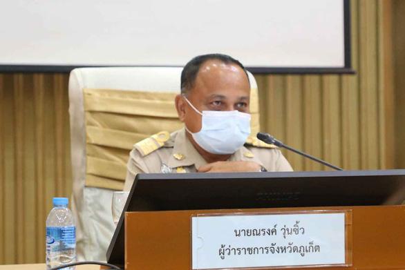 Mở cửa một tuần, Phuket phát hiện khách đầu tiên mắc COVID-19 - Ảnh 1.