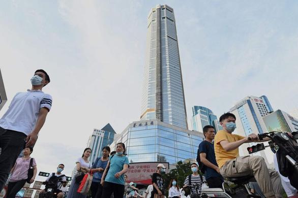 Trung Quốc cấm xây nhà chọc trời vì lo ngại an toàn - Ảnh 1.