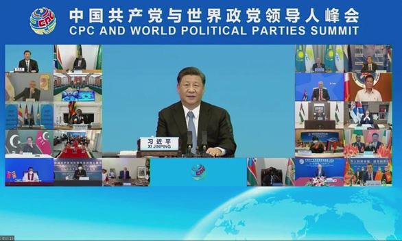 Tổng bí thư Nguyễn Phú Trọng phát biểu tại hội nghị các chính đảng thế giới - Ảnh 2.
