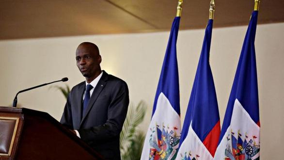 Tổng thống Haiti bị bắn chết tại tư gia - Ảnh 1.