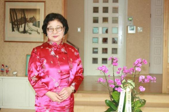 Vợ đại sứ Bỉ tại Hàn Quốc lại vướng bê bối đánh người - Ảnh 1.