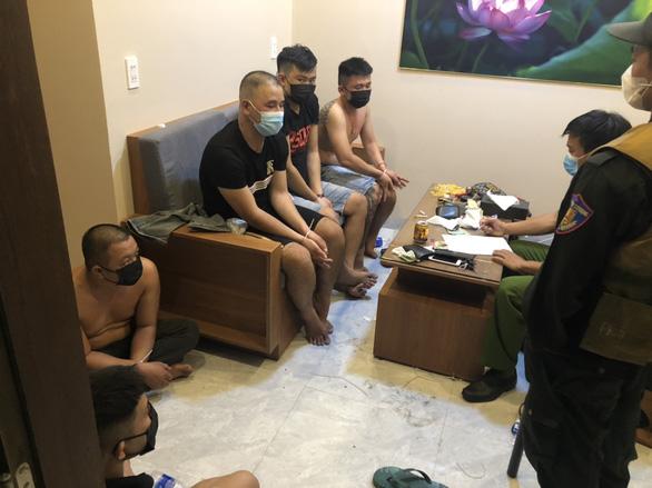 Đang dịch, 89 thanh niên vẫn thuê resort để chơi ma túy - Ảnh 2.