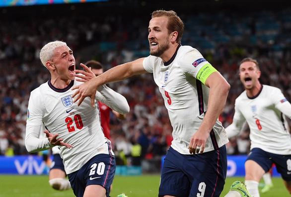 Đánh bại Đan Mạch, Anh lần đầu vào chung kết Euro - Ảnh 1.