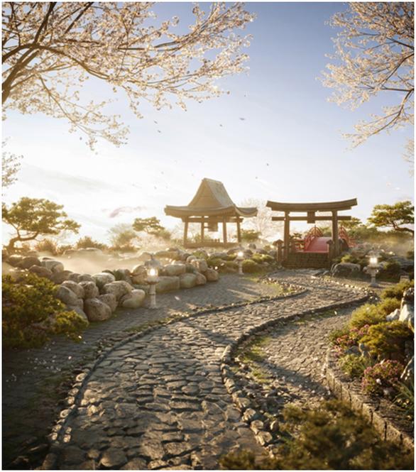 Cận cảnh tổ hợp căn hộ khoáng nóng Onsen 1.000 tỉ trong lòng đô thị Ecopark - Ảnh 6.