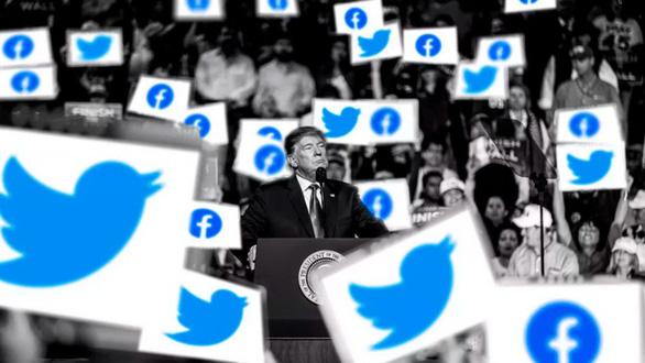 Ông Trump lại kiện, lần này là mạng xã hội - Ảnh 1.