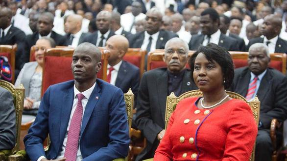 Vụ ám sát tổng thống Haiti: Đệ nhất phu nhân Haiti nguy kịch, Liên Hiệp Quốc họp khẩn - Ảnh 1.