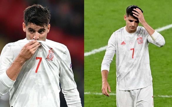 Thành bại tại... Morata - Ảnh 1.