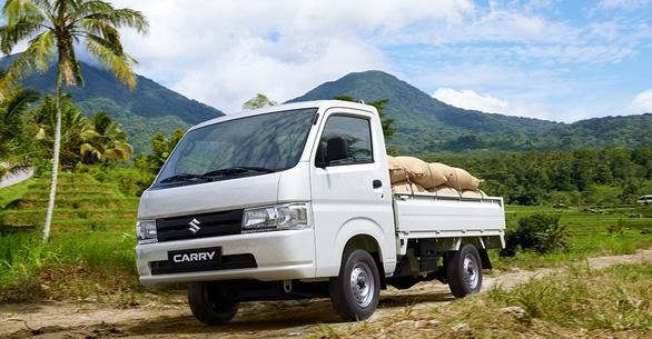 Đầu tư mua Suzuki Carry Pro - một vốn bốn lời! - Ảnh 1.