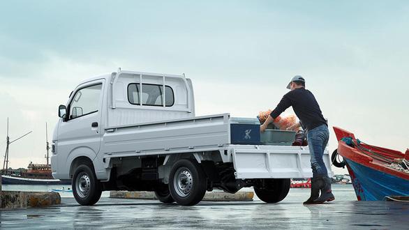 Đầu tư mua Suzuki Carry Pro - một vốn bốn lời! - Ảnh 2.
