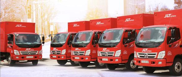 Nỗ lực vượt khó cùng người lao động của J&T EXPRESS trong mùa dịch - Ảnh 2.