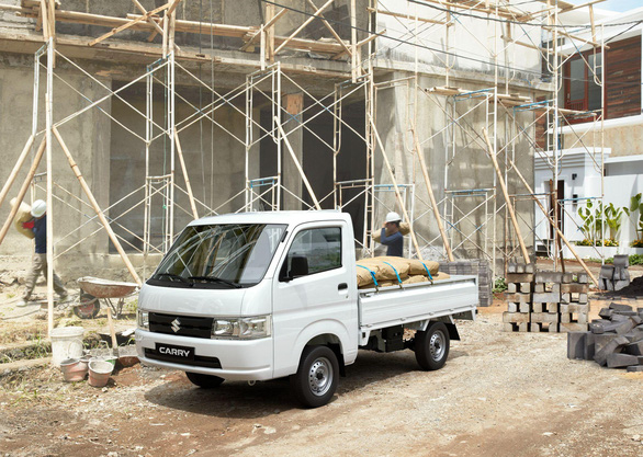 Đầu tư mua Suzuki Carry Pro - một vốn bốn lời! - Ảnh 3.