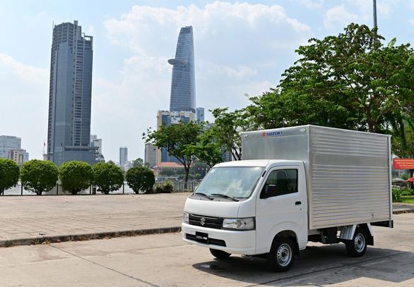 Đầu tư mua Suzuki Carry Pro - một vốn bốn lời! - Ảnh 4.