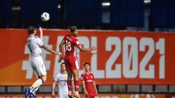 Đá với đội hình dự bị, Viettel thua đậm Ulsan Hyundai 0-3 - Ảnh 1.