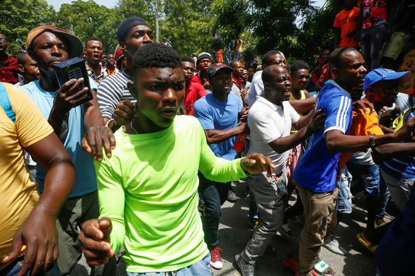 Mỹ hợp tác điều tra vụ ám sát tổng thống Haiti - Ảnh 1.