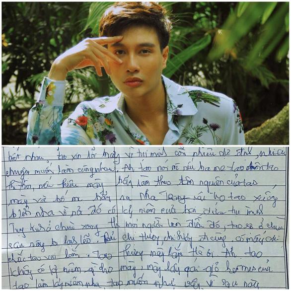 Tâm thư xúc động của người mẫu Phạm Đức Long gửi lại cho bạn thân - Ảnh 7.