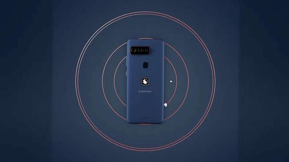 Qualcomm trình làng điện thoại siêu sang giá 1.500 USD - Ảnh 1.