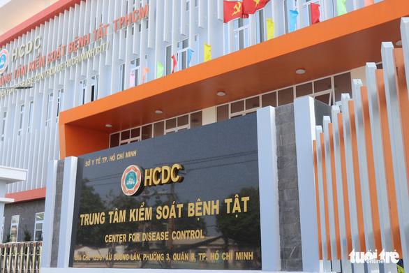 Biệt phái giám đốc HCDC tới Trung tâm Điều phối xét nghiệm SARS-CoV-2 - Ảnh 1.