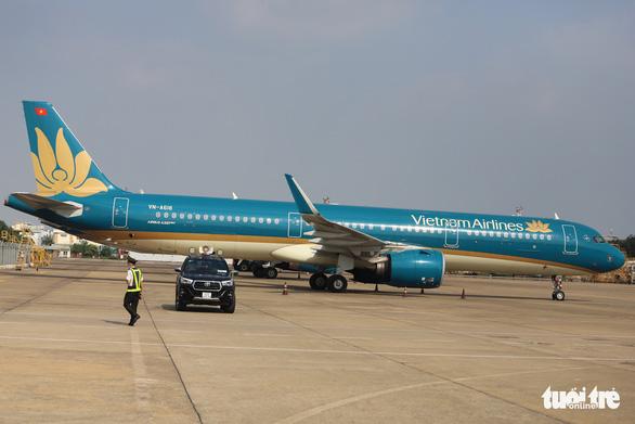 Lần đầu thử nghiệm hộ chiếu vắc xin trên 2 chuyến bay giữa Nhật Bản và Đà Nẵng - Ảnh 1.