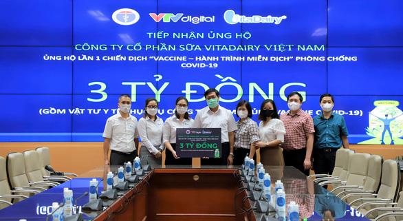 CEO VitaDairy chia sẻ về trách nhiệm xã hội của doanh nghiệp trước đại dịch - Ảnh 2.