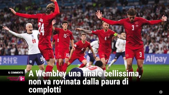 Báo chí Ý lo sợ UEFA âm mưu giúp tuyển Anh vô địch Euro 2020 - Ảnh 1.
