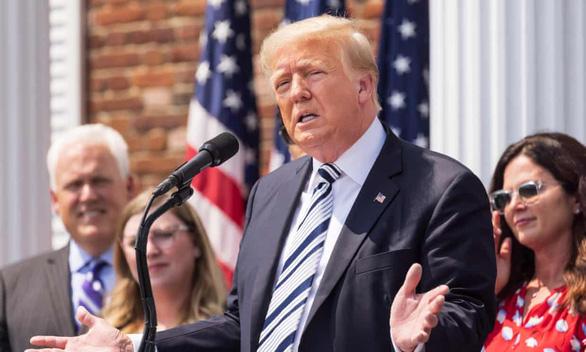 Sân golf của ông Trump tính tiền Sở Mật vụ hơn 10.000 USD - Ảnh 1.