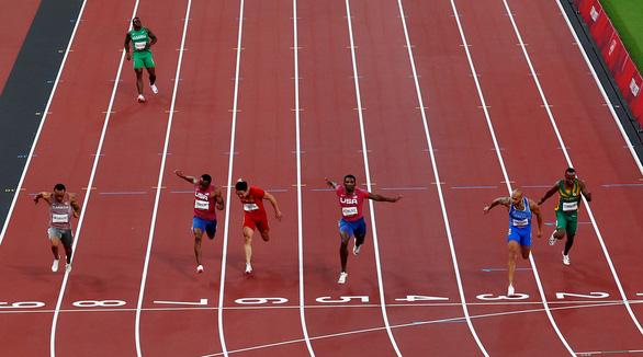 VĐV Ý vô địch nội dung chạy 100m tại Olympic 2020 - Ảnh 5.