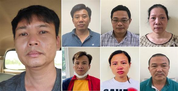 Tổng giám đốc Công ty Công viên cây xanh Hà Nội bị bắt vì nâng khống giá cây - Ảnh 1.