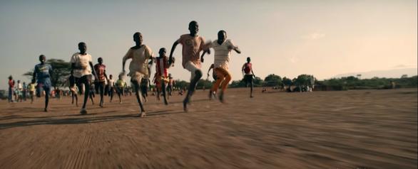 Từ trại tị nạn đến đường đua Olympic - Ảnh 1.