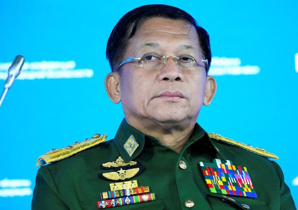 Thống tướng Myanmar hứa bầu cử đa đảng và sẵn sàng hợp tác với ASEAN - Ảnh 1.