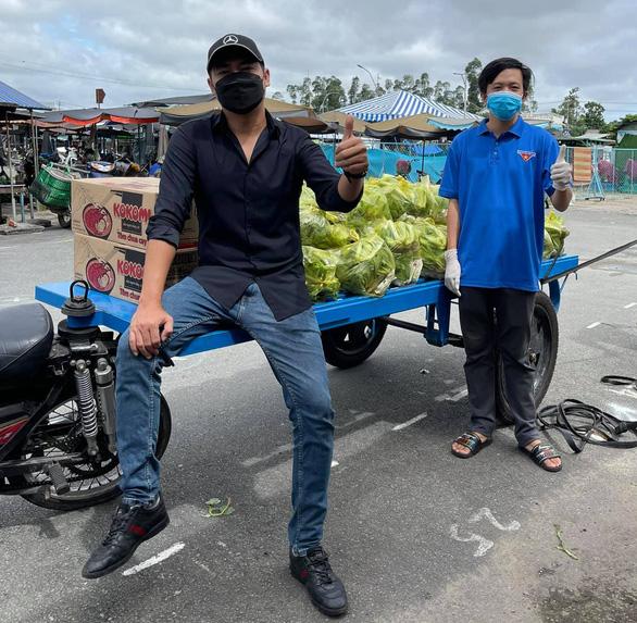 Diễn viên Minh Luân, Lê Minh Thành về quê, tham gia chống dịch - Ảnh 4.